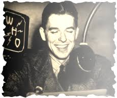 Image result for a radio sports announcer