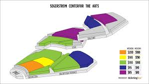 Segerstrom Center Seating Chart Costa Mesa Segerstrom Center For The Arts Seating Chart