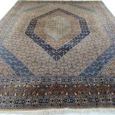 maud 360 x 267 cm extra large persian rug with silk in