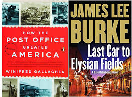 Best of the Book Nook: Winifred Gallagher And James Lee Burke | WOSU Radio