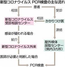 新型 コロナ ウイルス pcr 検査