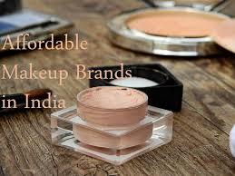 makeup affordable makeup brands in india