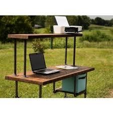 wood desks home office. Reclaimed Wood Desk Computer Home Office Barn Desks O
