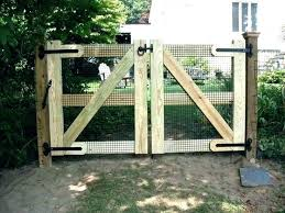 outdoor gate hinges outdoor fence gate backyard doors ideas double locks hinges