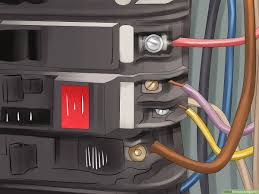 Why Does My Gfci Outlet Have A Yellow Light 4 Ways To Wire Gfci Wikihow