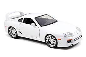 toyota supra fast and furious 7. Jada Toys Toyota Supra Fast And Furious 118 To