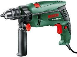 impact drill set. bosch impact drill - psb 530 re + 2607010608 x-line classic and screwdriver bit set, 34 pieces set
