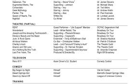 Lead Painter Sample Resume Camp Leader Sample Resume