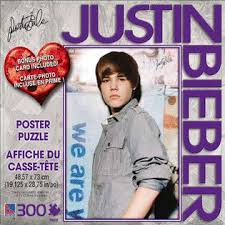Small Picture The Canadian Group Justin Bieber 300 pc Puzzle Poster Toys