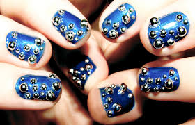 Awesome Nail Art 2013 For Girls   FashionStyleCry: Bridal Dresses ...