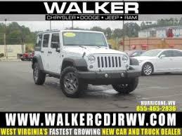 jeep wrangler unlimited 2015. 2015 jeep wrangler unlimited rubicon in hurricane wv walker chrysler dodge ram