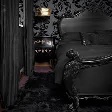 Goth Bedroom Furniture Interior Gothic Interior Design For Dark But Attractive Home