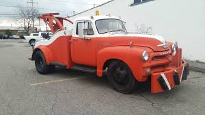 1954 Chevrolet 4100 Tow Truck | Classic and Modern Trucks ...