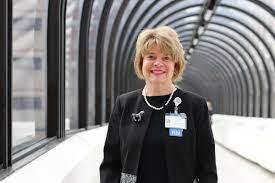 Dean Janie Heath talks nursing trends for the next decade | College of  Nursing