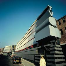 postmodern architecture. Postmodern Architecture: TV-am Television Studios, London By Terry Farrell Architecture
