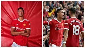 Manchester United's wage bill skyrockets after Varane and Ronaldo arrivals