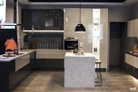 view in gallery pendant light and minial design highlight the small breakfast bar