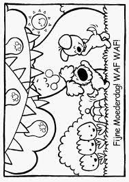Woezel En Pip Feest Schets 55 Mooi Kleurplaat Woezel En Pip