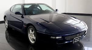 1995 Ferrari 456 Gt Classic Driver Market