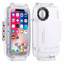 <b>HAWEEL</b> for iPhone X / XS Diving <b>Case</b> 40m/130ft Waterproof ...