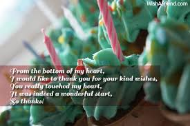 Beautiful Thank You Quotes For Birthday Wishes Best of Thank You For The Birthday Wishes Happy Birthday Pinterest