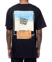 Empyre Going Going Gone Black T Shirt T Shirt Design