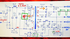 Dc Power Supply Design Pdf How Does A Switching Power Supply Work 1 Schematic Explanation Example Modifications