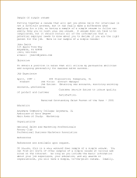 Examples Of Simple Cover Letter For A Job Canadianlevitra Com