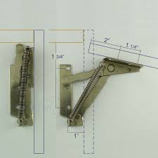 spring loaded hinges for door. spring loaded hinge cabinet door lift up flap top support kitchen hinges stay sprung-in from home improvement on aliexpress.com | alibaba for