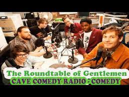 cave comedy radio episode 124 belisimo the roundtable