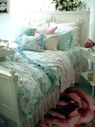 chic bedding sets comforter shabby collections fashion country style home set boho
