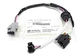 amazon com subaru oem 05 07 outback headlamp front lamps wire subaru wiring harness for sand rail at Subaru Wiring Harness