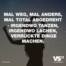 Mal Weg Mal Anders Mal Total Abgedreht Irgendwo Tanzen