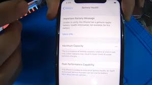 I was surprised to find out that. Apple Is Locking Batteries To Specific Iphones A Nightmare For Diy Repair