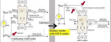Ground Fault Interrupter Wiring Diagram Ground Fault Indicator