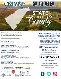 State of the County Breakfast is September 6th – The Pine Tree