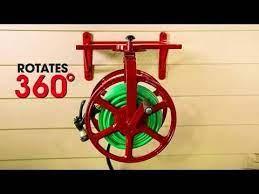 713 revolution rotating hose reel