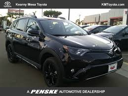 2018 New Toyota RAV4 Adventure AWD at Kearny Mesa Toyota Serving ...
