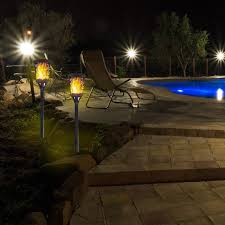 Smartyard Small Led Pathway Lights 6 Pack Path Lights Malibu 6 Pack Calypso Collection Solar Pathway
