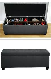 shoe storage ottoman round 6 creative places to shoes shoe storage ottoman canada shoe storage ottoman