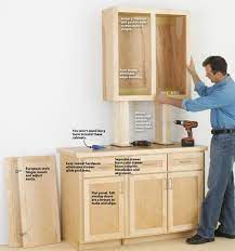 make cabinets the easy way wood