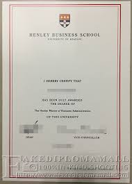 how to buy fake mba degree from henley business school university  henley business school degree henley business school diploma university of reading degree