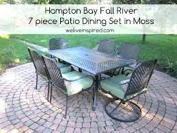hampton bay patio dining set bay outdoor table bay outdoor furniture with dining set and patio hampton bay patio dining set