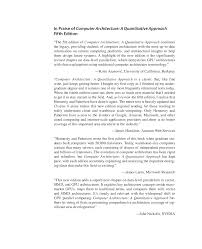 Computer Architecture And Design 5th Edition Pdf Computer Architecture A Quantitative Approach 5th Edition