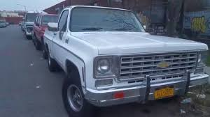 1976 Chevrolet C10 Custom Deluxe - YouTube