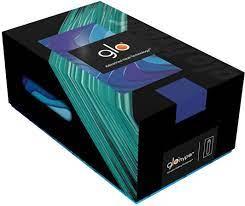 Glo Hyper Device Kit - Blue - Farbe: Blue
