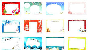 greeting card templates free christmas card samples free noorwood co