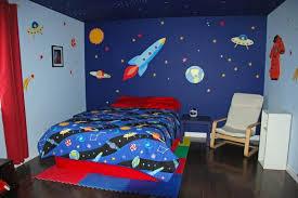 Boys Space Bedroom Ideas