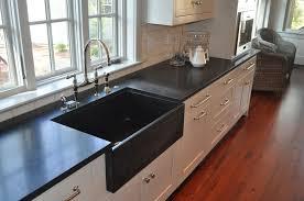 image of amazing honed granite countertops