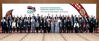 G20 Italy - The first G20 Framework Working Group Meeting...